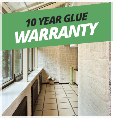 10 year glue warranty